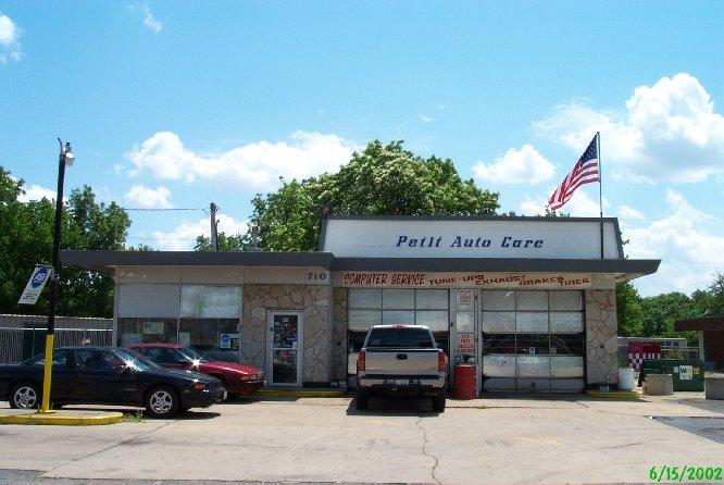 Petit Auto Care Quality Auto Service In Aurora Il